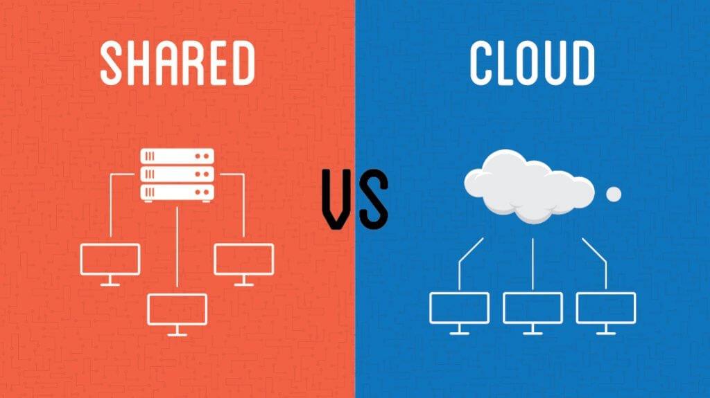 Shared VS Cloud