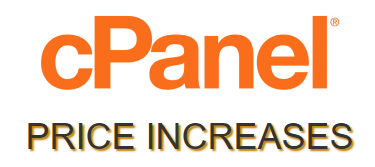cPanel price increases & what it means for our customers – AnHonestHost