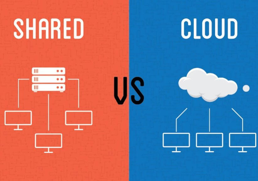 Shared VS Cloud